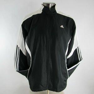 Adidas Jacket Full Zip Windbreaker